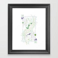 Sweet 16 Framed Art Print
