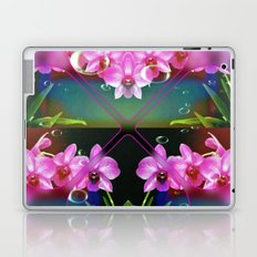 Charming Orchids Laptop & iPad Skin