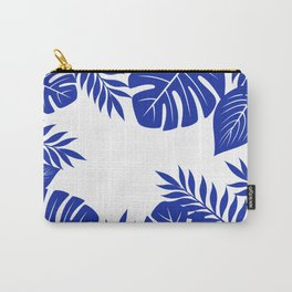 Paradise in cobalt Carry-All Pouch