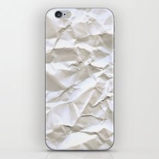White Trash iPhone Skin
