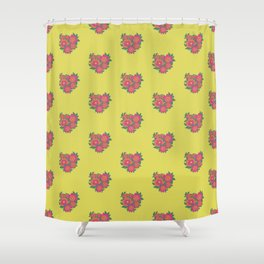 Rosa Shower Curtain