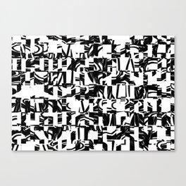 La Vuelta al Cole Canvas Print