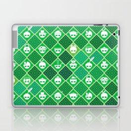 The Nik-Nak Bros. Veggie Greene Laptop & iPad Skin