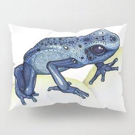 Poison Dart Frog Pillow Sham