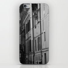 Rome Streets in Grey iPhone & iPod Skin
