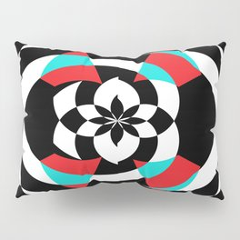 Stripe Me Spiral Pillow Sham