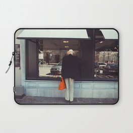 Afternoon in Bruges Laptop Sleeve