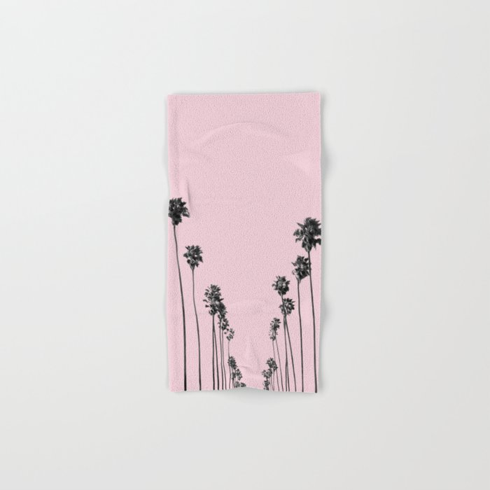 Palm trees 13 Hand & Bath Towel