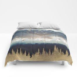 Blue Mountain Mist Comforters