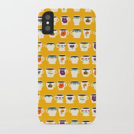 Mug Collection iPhone Case
