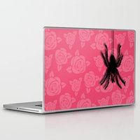 spider Laptop & iPad Skins featuring Spider by Mr and Mrs Quirynen