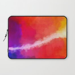 For the Love of Color Laptop Sleeve