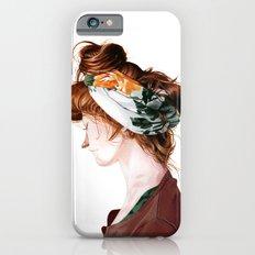 Red Head iPhone 6s Slim Case