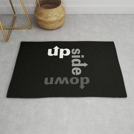 Up Side Down Rug