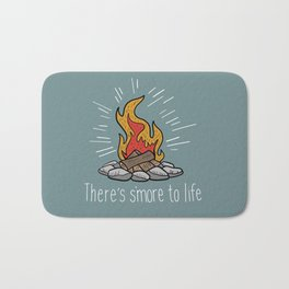 There's s'more to life Bath Mat