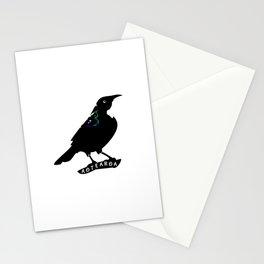 Tui New Zealand Native Bird Stationery Cards