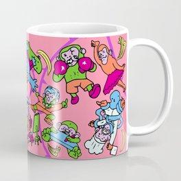 Apes and Odd Jobs Coffee Mug