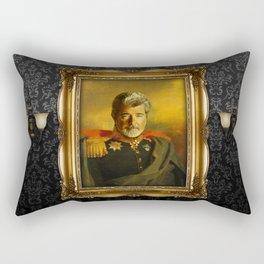 George Lucas - replaceface Rectangular Pillow