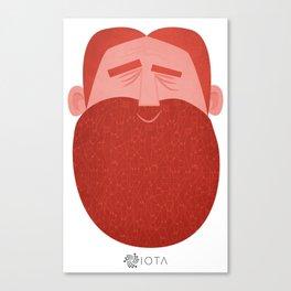 IOTA - Explore the Tangle I Canvas Print