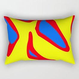 Excited Rectangular Pillow