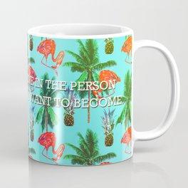Lana Del Tropico Coffee Mug
