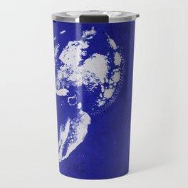 Cuttlefish Stencil Travel Mug