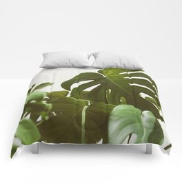 Verdure #5 Comforters