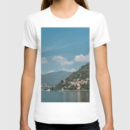 Lake Como (Italy) T-shirt