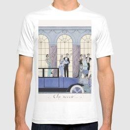 Au Revoir - vintage french fashion magazine T-shirt