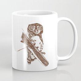 Forest Owlet Coffee Mug