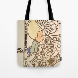 Ida's Incredible World Tote Bag