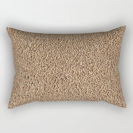 Wheat. Background. Rectangular Pillow