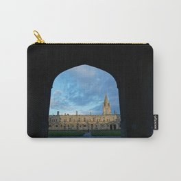 Christ Church, Oxford, England, United Kingdom Carry-All Pouch