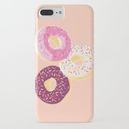 Donuts for me iPhone Case
