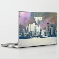 clueless Laptop & iPad Skins featuring Hipster Art by Rothko