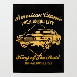 american clasic Poster