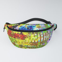 Yellow Lines S41 Fanny Pack