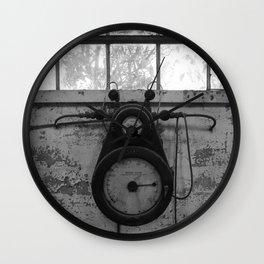 Water Flow Wall Clock