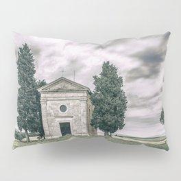 Cappella della Madonna di Vitaleta Pillow Sham