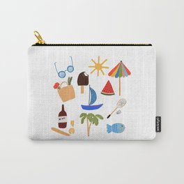 South France Carry-All Pouch