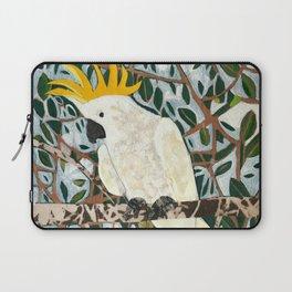 Sulphur-crested Cockatoo Laptop Sleeve