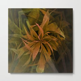 Elements of a Nature - Earth Metal Print