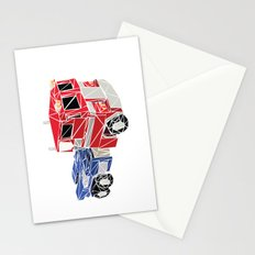 The Optimus Prime Stationery Cards