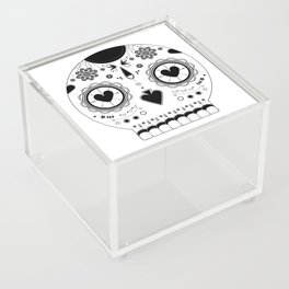 Candy skull Acrylic Box