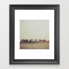 Possibly Homes Framed Art Print