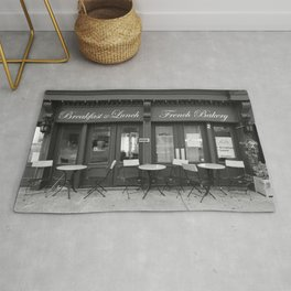 French Bakery Rug