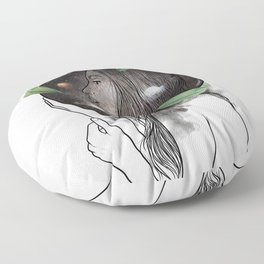 Inspiration soul. Floor Pillow