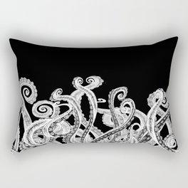 The Dark octopus world Rectangular Pillow
