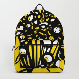 Yellow Lily Girl Backpack