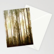 Glowing Forest Stationery Cards